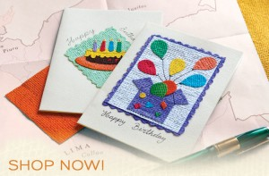 Peru Paper card