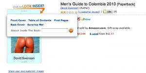 Men's guide to Colombia