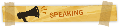 Speaking Header