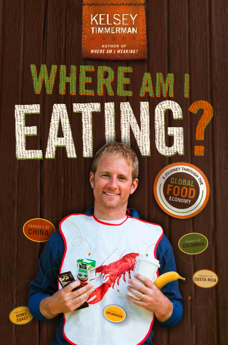 Author Kelsey Timmerman, product of Indiana, asks, WHERE AM I EATING? in delicious new book